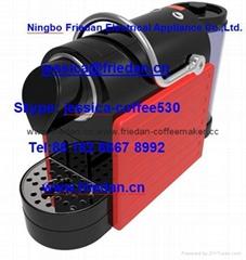 Nespresso Compatible Capsule Coffee Machine