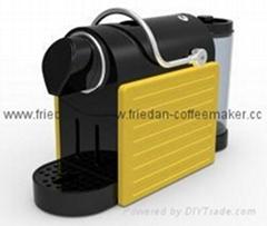 Manual Italian Style Capsule Coffee Maker