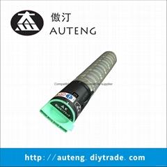 理光MP C2550C型兼容彩粉 215G黑色墨粉 适用于MP C2530,MP C2550