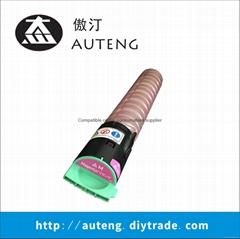 理光MP C2550C型兼容彩粉 135G品红色墨粉 适用于MP C2530,MP C2550