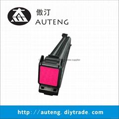 柯美BIZHUB C200 C253 C353兼容彩粉 品紅色碳粉盒 TN214Y/TN213Y/TN314Y