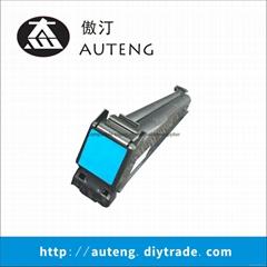 柯美BIZHUB C200 C253 C353兼容彩粉 青色碳粉盒 TN214Y/TN213Y/TN314Y