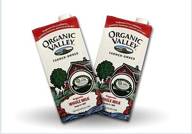美國[Organic Valley]有機牛奶 1