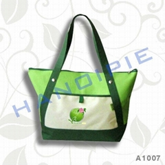 Cotton schoolbag for teenagers