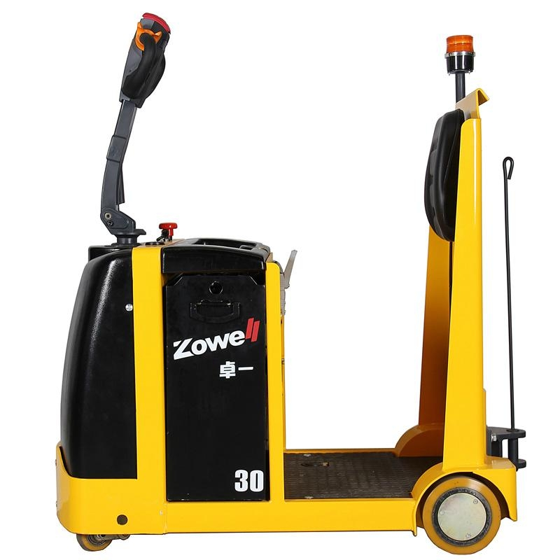 Electric Tow Tractor 2