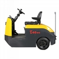 Electric Tow Tractor 1