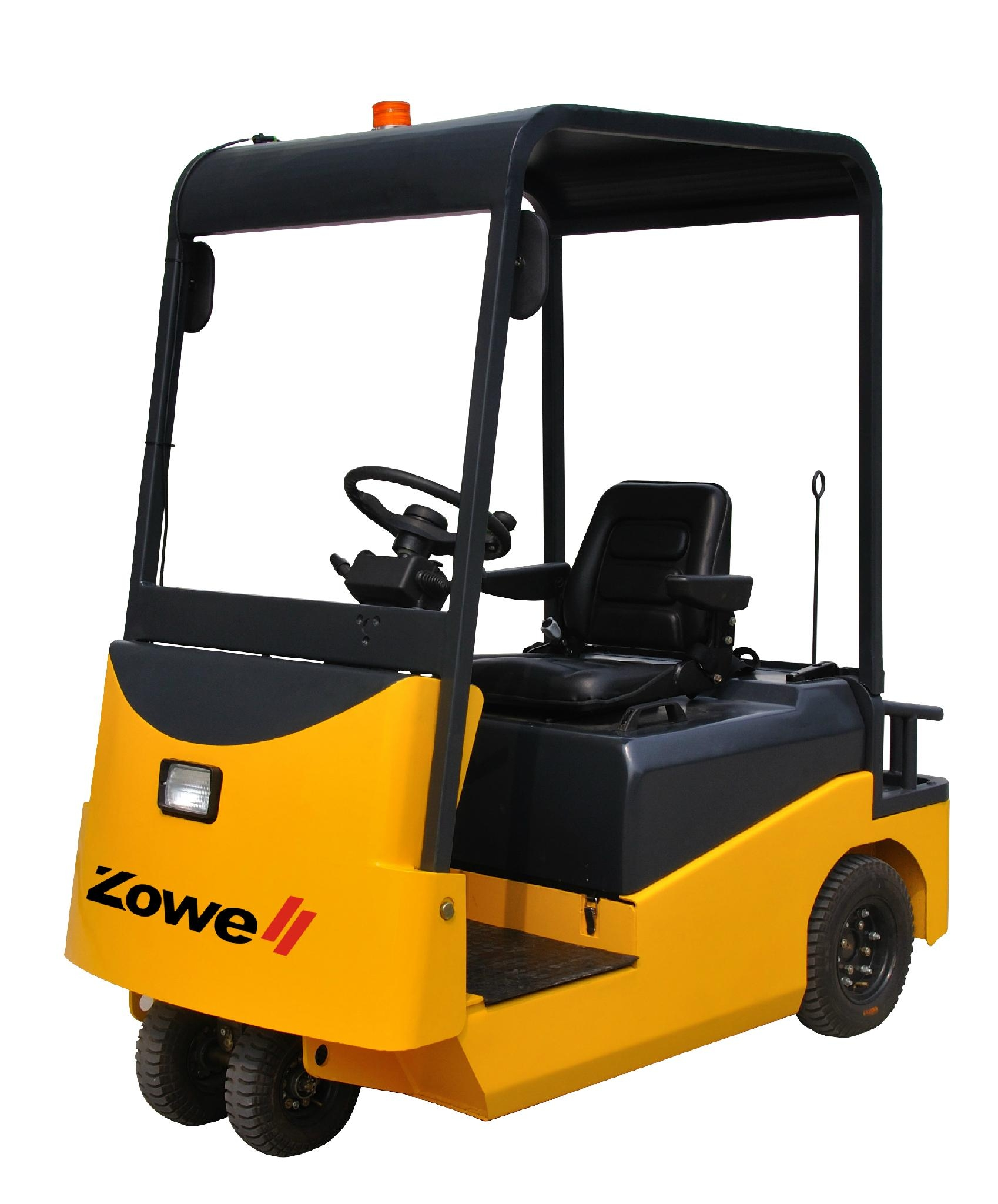 XT60 Electric Tow Tractor 4