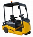 XT60 Electric Tow Tractor 2