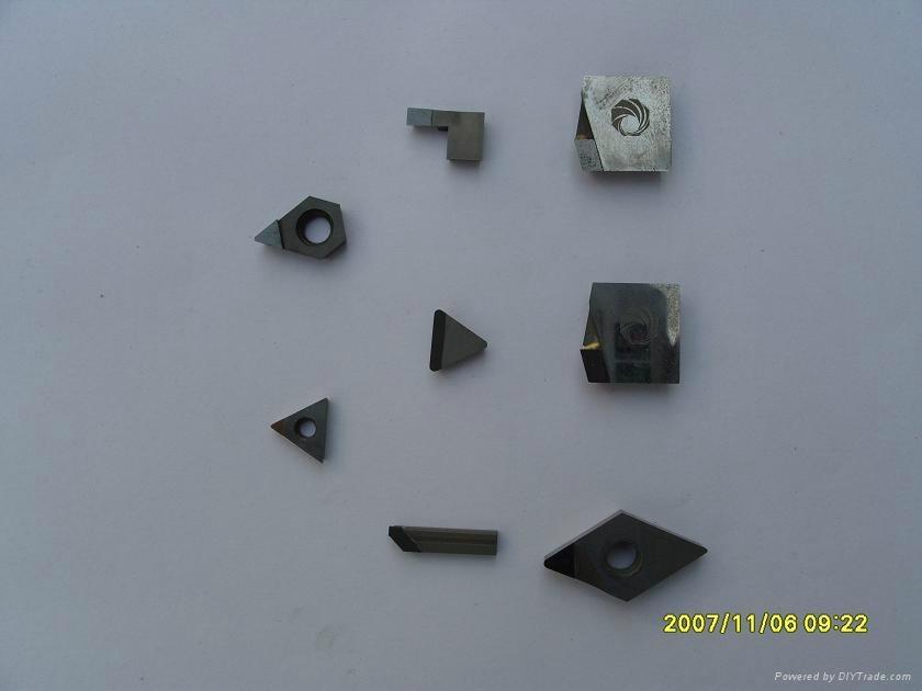 优势供应聚晶金刚石刀片 4
