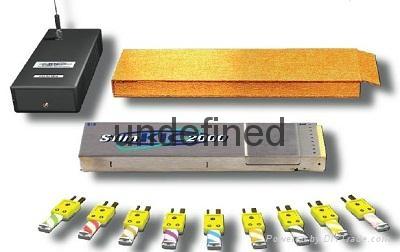 KIC Slim2000 爐溫測試儀9和12通道溫度記錄儀 1