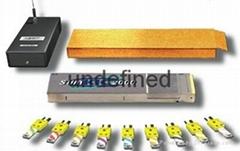 KIC Slim2000 爐溫測試儀9和12通道溫度記錄儀