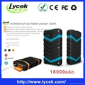 2015 promotional 18000mAh outdoor
