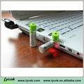 1.2V Mini USB rechargeable battery 4