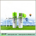 AA 1.2v Continuance Usb Rechargeable Battery 1
