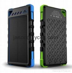 2015 New design Portable universal solar charger, solar power bank