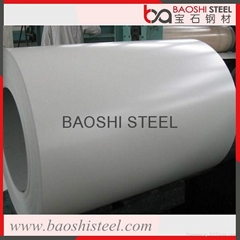 2017 China Baoshi Steel Coil Steel Prices for Color Coated Steel Coils