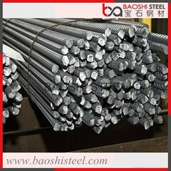 Competitive prices of good quality HRB400 Deformed steel bar for construction