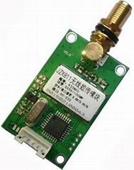深圳技卓芯0.1W无线扩频数传模块JZX811