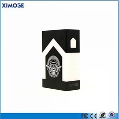 new arrival ximoge best quality ecig clone castigador box mod