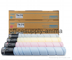 TN216 Color toner compat