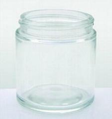 4 oz. Flint Glass Straig