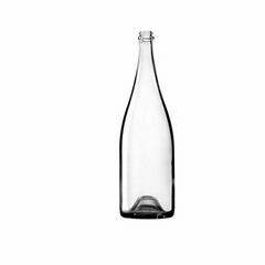 1500ml champagne wine glass bottle flint