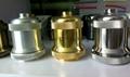 high quality metal pendant light with E27 lampholder  6