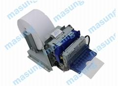 Financial kiosk 3inch dot matrix printer