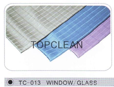 microfiber  glass towel  1