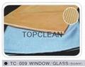 microfiber  glass towel  3