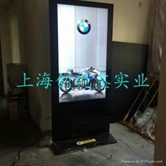 65寸立式高清液晶广告机现货供应