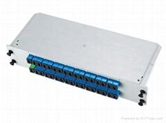 PLC splitter box