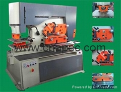 APEC AIW/Q35Y hydraulic plate process multifunctional machine