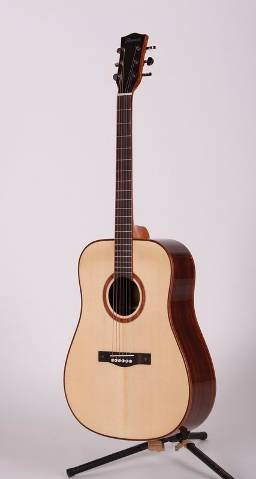 QXY 2015 New acoustic folk Preasent Guitar 1