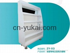 Wall Cosmetic Display Cabinet
