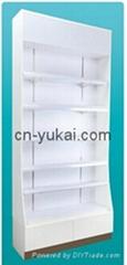 Wall Cosmetic Display Rack