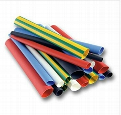 colored heat shrink tube, heat shrink sleeving