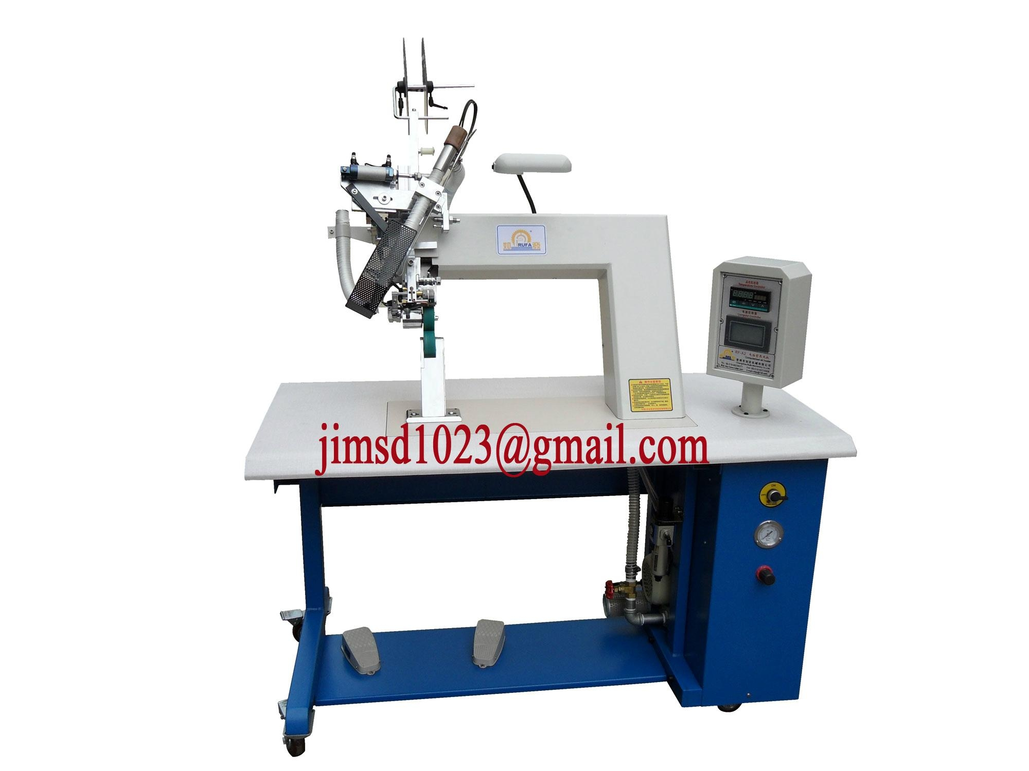 RF-A2 hot air taping machine 1