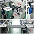 Full automatic production line with mobile phone accessories