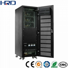 190/208/220Vac (L-L) Three Phase High Frequency UPS 10-80kVA