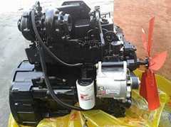 Cummins 4BTA3.9-C125 diesel engine