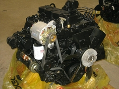 Cummins EQB140-20 diesel engine