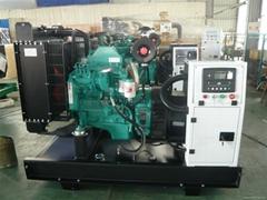 Cummins Diesel Generator set from 8KW to 2500KW