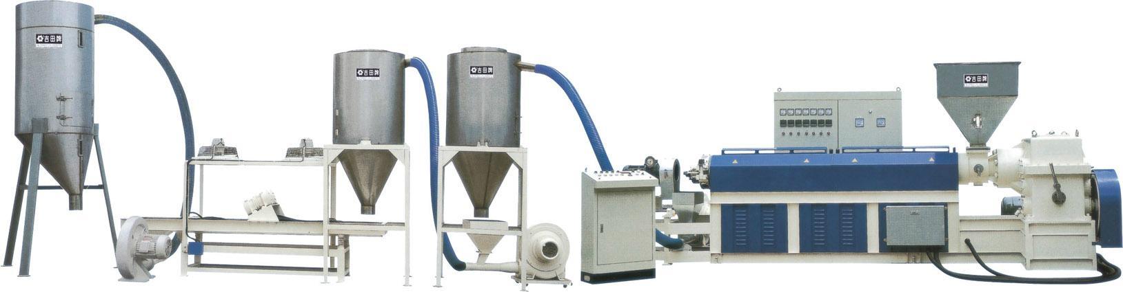 PLASTIC WOOD GRANULATOR (AIR COOLING) 3