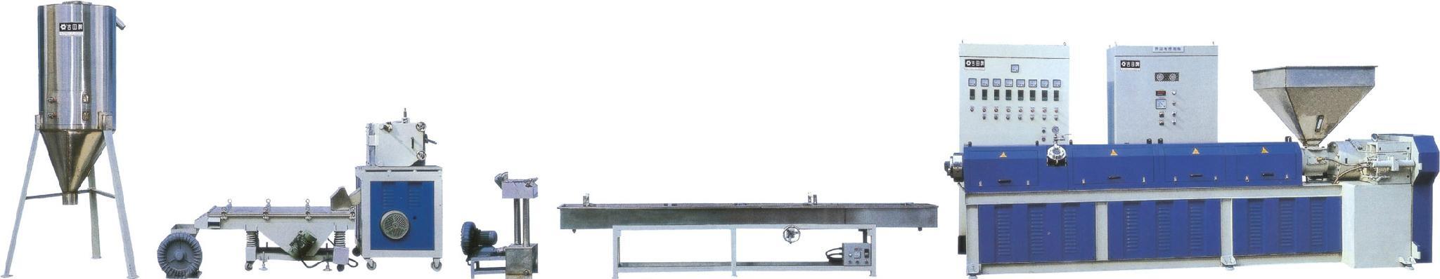 PLASTIC WOOD GRANULATOR (AIR COOLING) 2