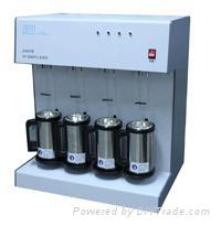 BET surface area analyzer Gas adsorption analyzer