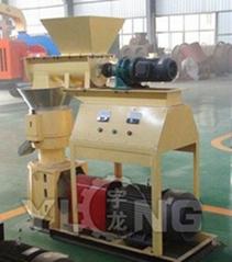small flat die pellet machine