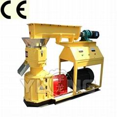 wood pellets machinery