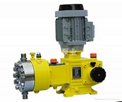 JYSX系列液压隔膜式计量泵
