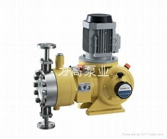 JYZ系列液壓隔膜式計量泵